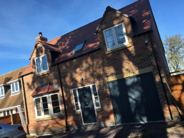 New Dormer Bungalow, Brewood