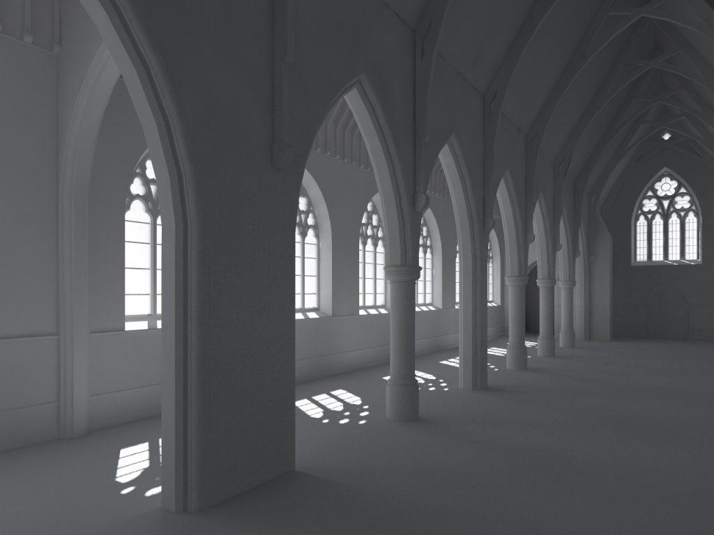 Church BIM Model